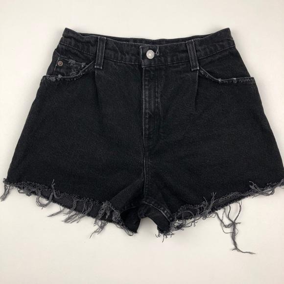 Levi's Pants - Vintage LEVI'S Jean Shorts Orange Tab Custom Jeans